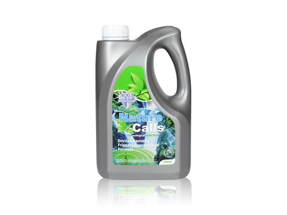 Blue Diamond 2L Eco Green Toilet Fluid product image